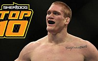 Robert The Hammer Whiteford MMA Stats, Pictures, News