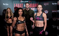 Bellator 188 Weigh-in Pictures & Results