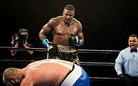 Pictures: Luis Ortiz Knocks Out Daniel Martz