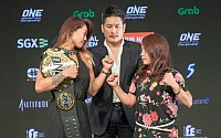 Pictures: One Championship 'Unstoppable Dreams' Press Conference