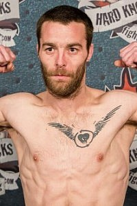 Robert The Reaper / Bobby Knuckles Whittaker MMA Stats