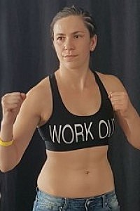 Claudia Archir Mma Stats Pictures News Videos Biography