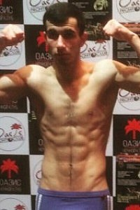 Muslim Magomedov | MMA Fighter Page | Tapology
