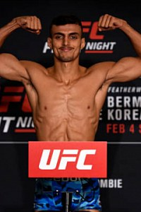 Ricardo Ramos Mma Stats Pictures News Videos Biography
