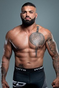 Hatef Moeil Mma Stats Pictures News Videos Biography