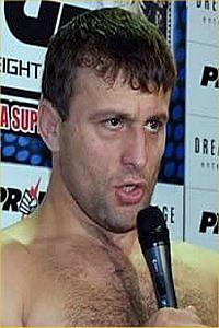 Magomed Tiger Magomedov MMA Stats, Pictures, News