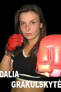 Dalia Grakulskyte