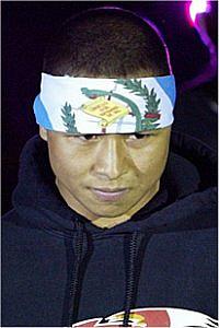 Chino Nicolas