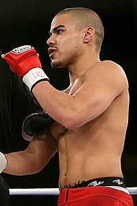 Aaron Carvalho