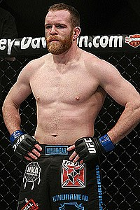 T.J. Grant MMA Stats, Pictures...