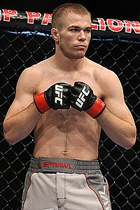 michael mma fighter