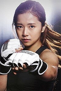 ga yeon deadly beauty song mma stats pictures news biography sherdogcom