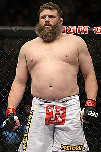 Roy Quot Big Country Quot Nelson Mma Stats Pictures News Videos