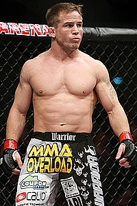 sean the muscle shark sherk mma stats pictures news videos