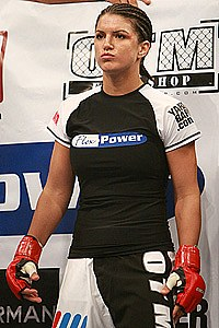 Gina carano nude weigh in pic 77