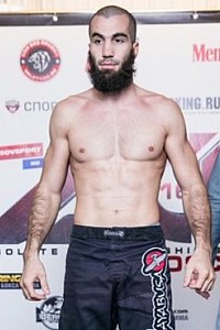Viskhan Amirkhanov