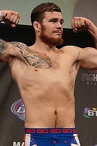 bradley bear scott mma stats pictures news videos biography