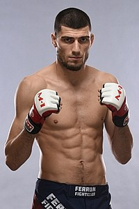 Kamal Magomedov MMA Stats, Pictures, News, Videos
