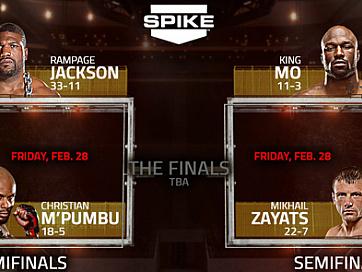 Infographics: Bellator Season 10 Tournaments