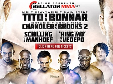 Play-by-Play: Bellator 131
