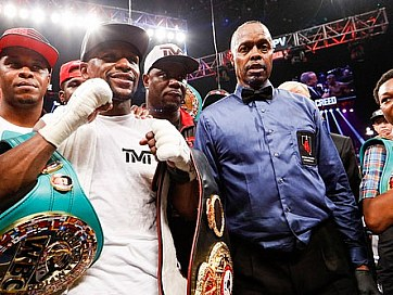 Opinion: No Denying Greatness of Floyd Mayweather Jr.