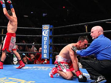 Brutal Knockouts Anchor Latest PBC on Fox Card