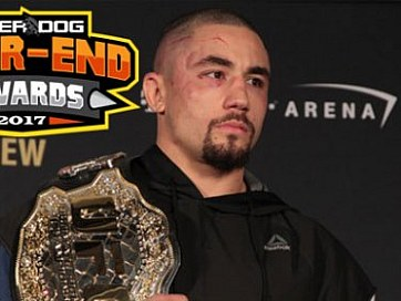 Sherdog's 2017 Year-End Awards: The Complete List