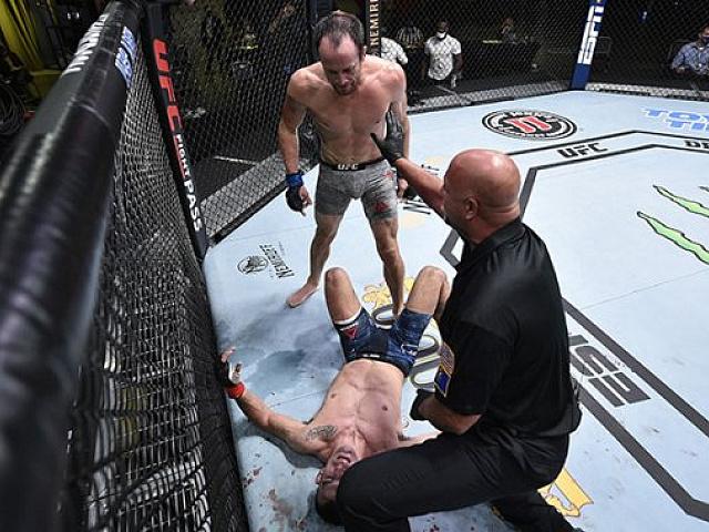 UFC Fight Night 178 Prelims: Damon Jackson Guillotine Throttles Mirsad Bektic